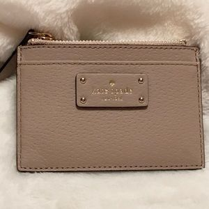 Kate Spade Leather Coin/Card Holder